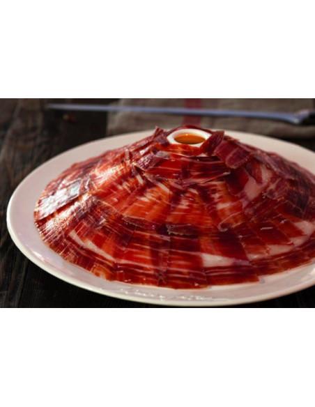 Assiette à Jambon Volcan 21 cms Cinco Jotas