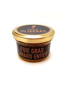 Foie gras de canard entier - 70g Origine France