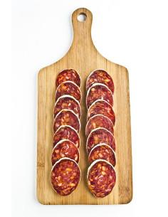Chorizo extra tranché